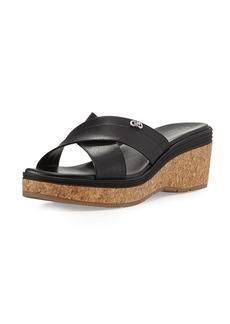 Cole Haan Briella Grand Cork Wedge Sandal