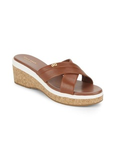 Cole Haan Briella Grand Open-Toe Sandals