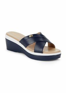 Cole Haan Briella Slip-On Slide Sandals
