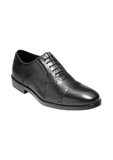 Cole Haan Brogue Leather Oxfords