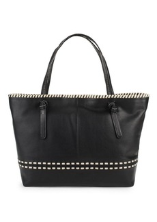 Cole Haan Brynn Leather Tote