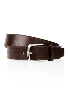 Cole Haan Buffed Leather Belt