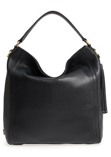 Cole Haan Cassidy RFID Pebbled Leather Bucket Bag