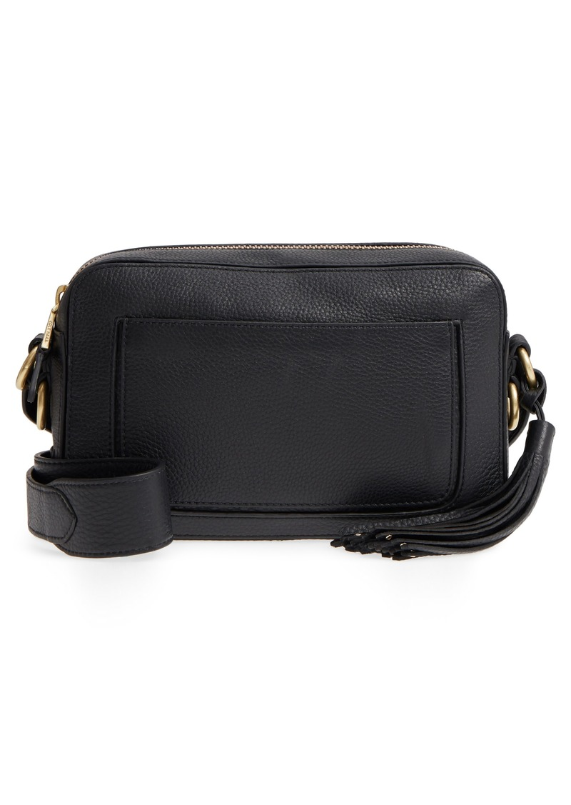 de0071339a Cole Haan Cole Haan Cassidy RFID Pebbled Leather Camera Bag | Handbags