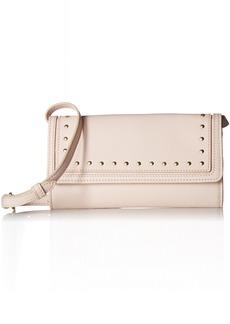 Cole Haan Cassidy Smartphone Wallet Crossbody Clutch Bag peach blush
