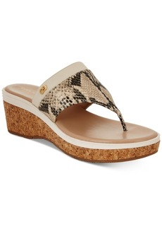 Cole Haan Cecily Grand Thong Sandals Women's Shoes