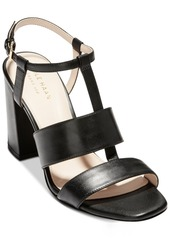 Cole Haan Cherie Grand Block-Heel Sandals