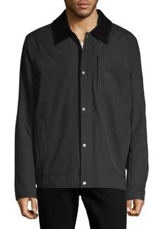Cole Haan City Rain Barn Jacket