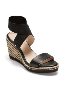 Cole Haan Cloudfeel Espadrille Wedge Sandal (Women)