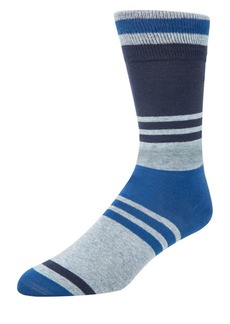 Cole Haan Collegiate Colorblock Crew Socks