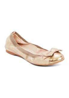 Cole Haan Cortland Cap Toe Ballet Flats