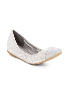 Cole Haan Cortland Leather Ballet Flats