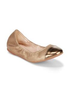 Cole Haan Cortland Leather BalletFlats