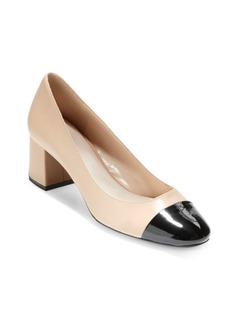 Cole Haan Dawna Cap Toe Pumps