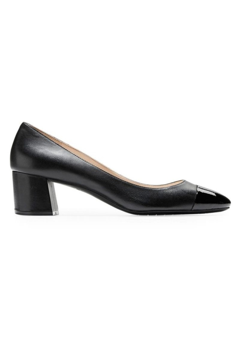 Cole Haan Dawna Leather Pumps