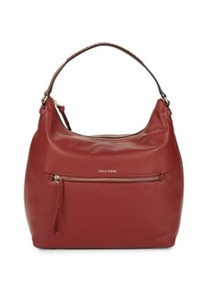 Cole Haan Delilah Leather Hobo Bag