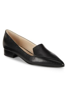 Cole Haan Dellora Leather Skimmers