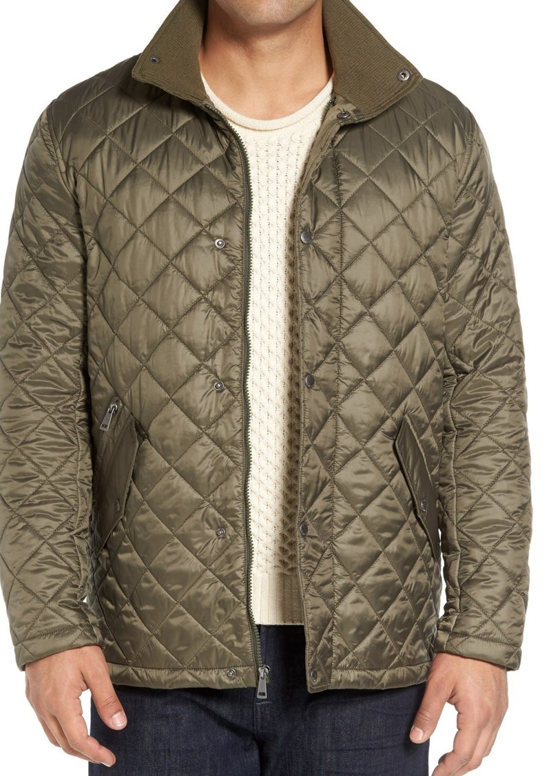 Cole Haan Cole Haan Diamond Quilted Jacket Outerwear