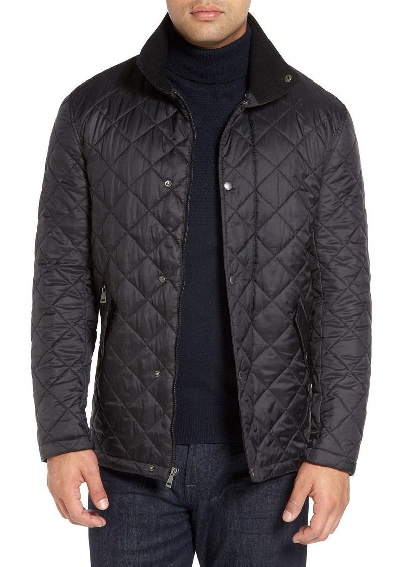 58b35661bc49 Cole Haan Cole Haan Diamond Quilted Jacket