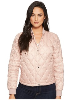 Cole Haan Diamond Quilted Shorter Bomber