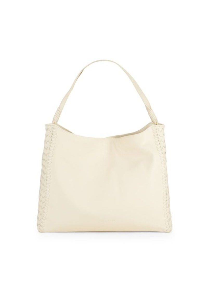 Cole Haan Dillan Leather Hobo Bag