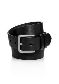 Cole Haan Distressed Leather Belt