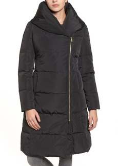 Cole Haan Down & Feather Coat