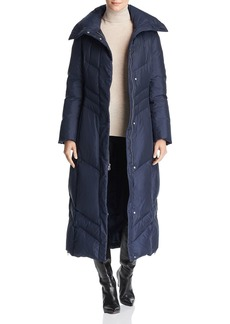 Cole Haan Down Maxi Coat