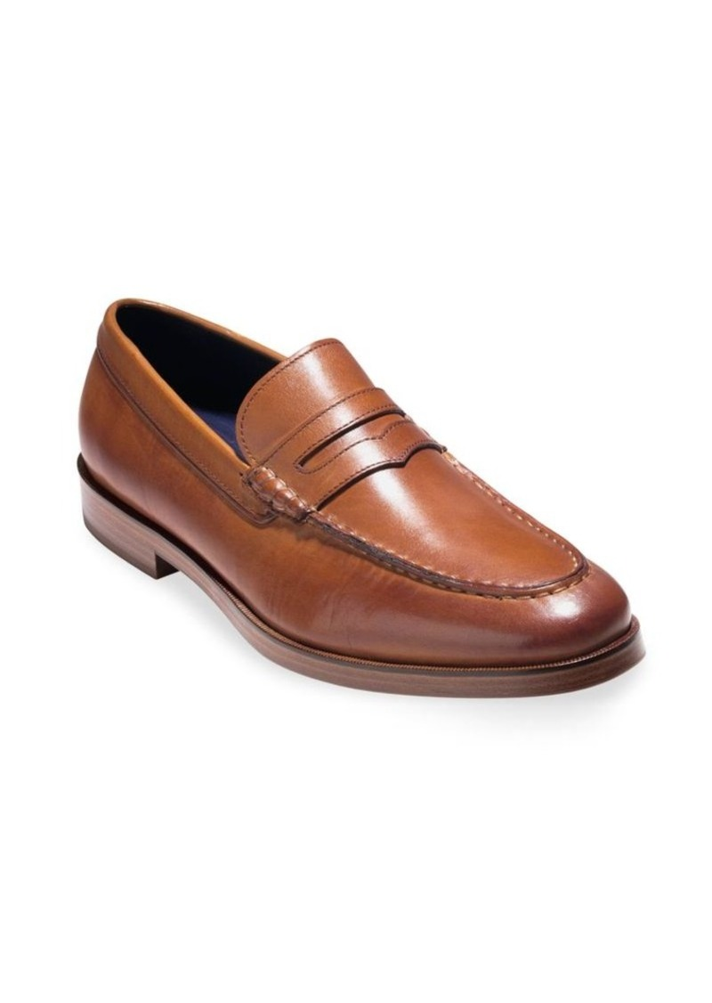 ddfadcfa0e2 Cole Haan Dress Revolution Hamilton Grand Leather Penny Loafers