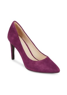 Eliza Grand Leather Closed Toe Pumps