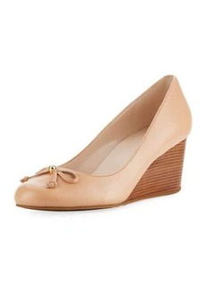 Cole Haan Elsie Bow Wedge Pump