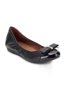 Cole Haan Elsie Leather Ballet Flats