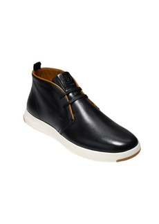 Cole Haan Embossed Leather Sneakers