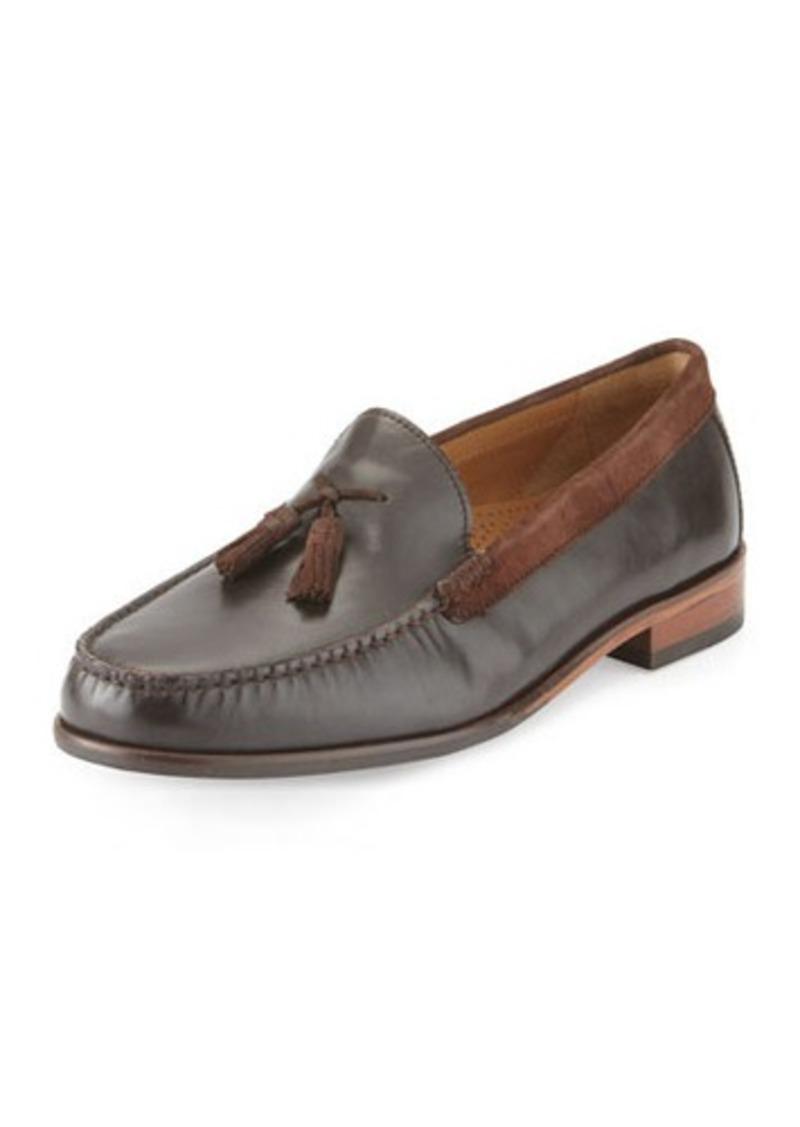 Cole Haan Fairmont Leather Tassel Loafer