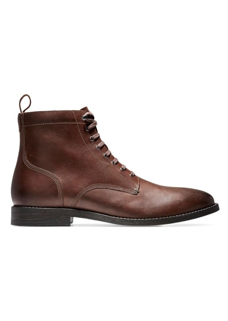Cole Haan Feathercraft Grand Leather Boots