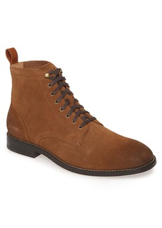 Cole Haan Feathercraft Grand Plain Toe Boot (Men)