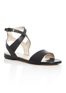 Cole Haan Fenley Crisscross Ankle Strap Sandals