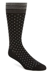 Cole Haan Foulard Geometric Socks