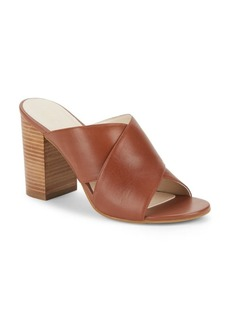 Cole Haan Gabby Open-Toe Block-Heel Sandals