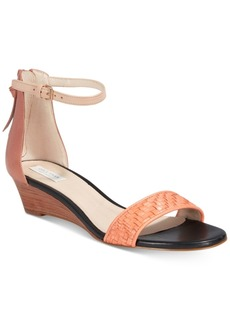 Cole Haan Genevieve Weave Wedge Sandals
