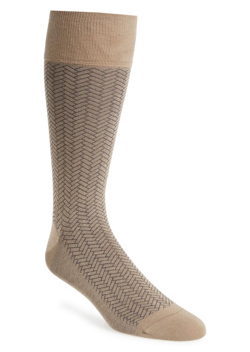Cole Haan Geometric Dress Socks (3 for $30)