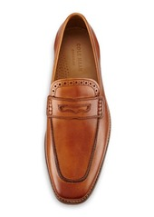Cole Haan Giraldo Leather Penny Loafer