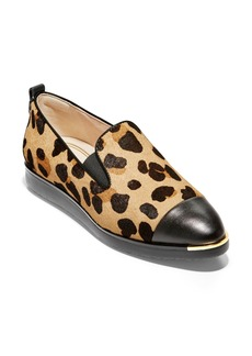 Cole Haan Grand Ambition Genuine Calf Hair Slip-On Sneaker (Women)