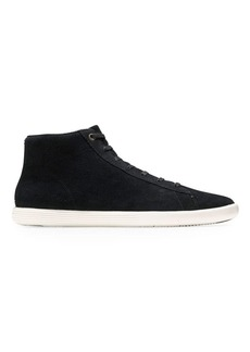 Cole Haan Grand Crosscourt High Top Suede Sneakers