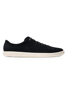 Cole Haan Grand Crosscourt Lace-Up Leather Sneakers