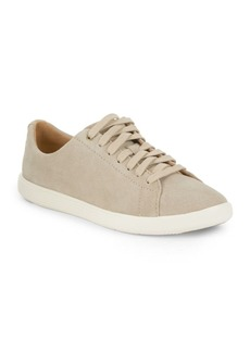Grand Crosscourt Suede Sneakers