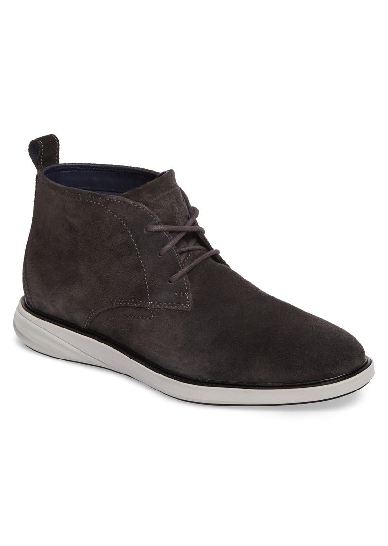 Cole Haan Grand Evolution Water Resistant Chukka Boot (Men)
