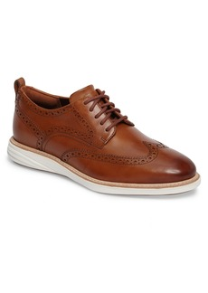 Cole Haan GrandEvolution Waterproof Wingtip Derby (Men)