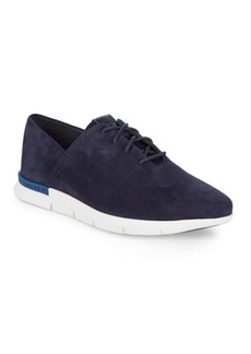 Grand Horizon Suede Sneakers