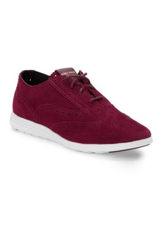 Cole Haan Grand Tour Suede Sneakers